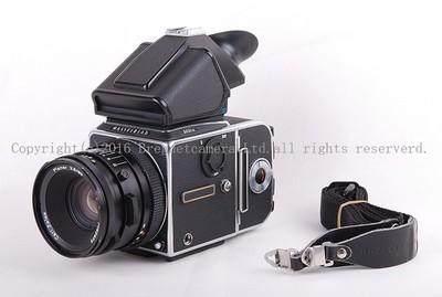 【美品】Hasselblad/哈苏 503CW+CF 80/2.8 T*标镜+PM5+A24背