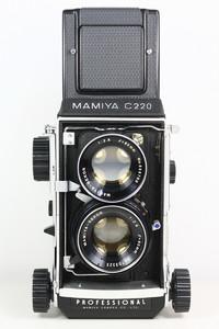 玛米亚 Mamiya C220 日产120双反相机 80/2.8镜头 C330前身