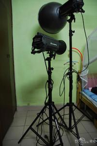 转U2极光CCD400-2持续光电源箱套装灯
