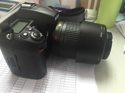 尼康 D7000带两个镜头
