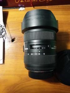 适马 12-24mm f/4.5-5.6 EX DG HSM(尼康卡口)
