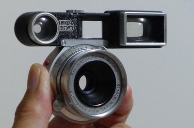 Leitz  Summaron 35 mm f/ 3.5  小八枚玉 眼睛版 成色很新