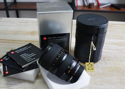 徕卡 Leica R 28-90 mm f/ 2.8-4.5 Asph最后期398开头全套包装