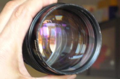FD85/1.2 SSC ASPH 评价极高的特大光圈单反镜头媲美contax85 1.2