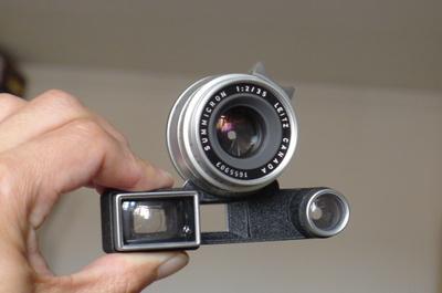 Leitz Wetzlar Summicron 35 mm f/ 2 (I) 八枚玉