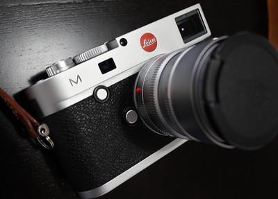 Leica 徕卡 M,M240,大M 个人自用换机出,银色无包装两电