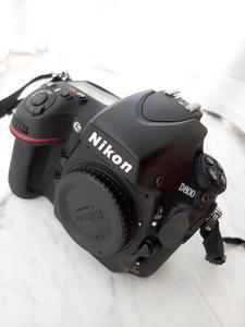 尼康 D800  原盒原单 自用