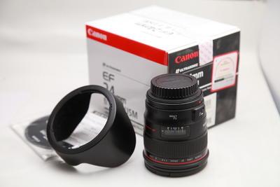 佳能 EF 24mm f/1.4 L II USM 17-35 28-70 580IIx2