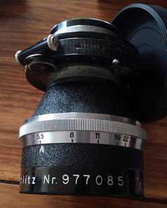 Linhof Meyer 5,5/40cm Tele林选梅尔400mm长焦镜头