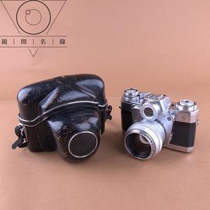 镜间名录|  Zeiss ikon contarex牛眼 55mm F1.4 顺丰包邮U-02