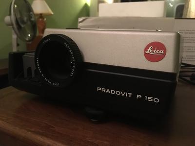 leica徕卡P150 幻灯机 投影仪