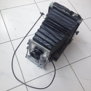 处理星座TOYO 57转45 带施耐德SYMMAR-S 150/5.6 MC 镜头