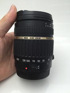 腾龙 AF18-200mm f/3.5-6.3 XR DiII LD (A14)佳能卡口