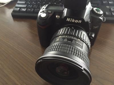 尼康 D90套机+50 1.8镜头+图丽11-16镜头