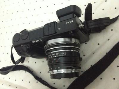 索尼 NEX-7