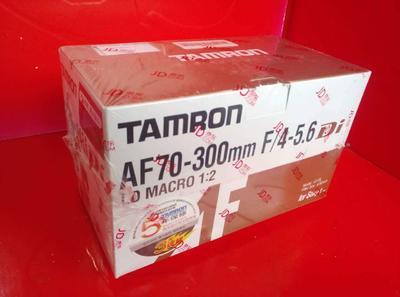 卖全新腾龙 AF70-300mm f/4-5.6 Di LD Macro 1:2(A17)索尼卡口