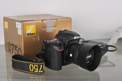 尼康 D750 尼康50mmf/1.4 港行 可分开出售