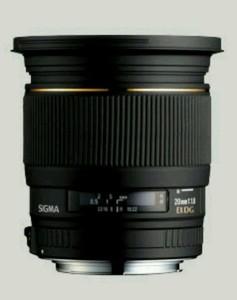 求购 适马 20mm f/1.8 EX DG ASPERICAL RF(佳能卡口)
