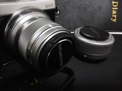 奥林巴斯 M.ZUIKO DIGITAL 45mm f/1.8