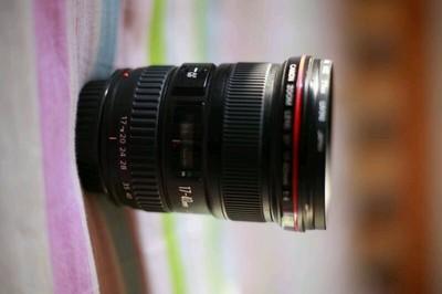 佳能 EF 17-40mm f/4L USM 慢出  不急