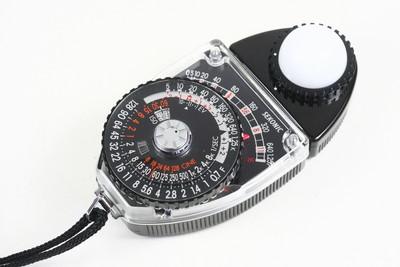 SEKONIC L-398M 机械式测光表 世光 L398M