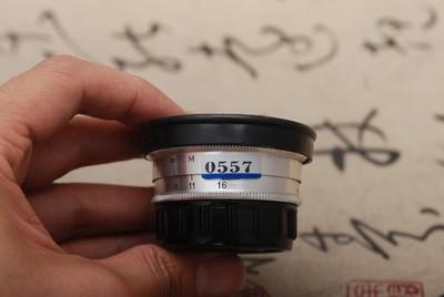 90新ORION-15 28广角L39口 #0557(欢迎议价,支持交换)