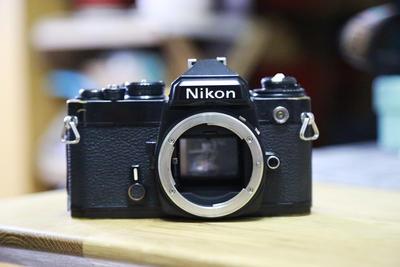 尼康NikonFE胶片机 功能完好 品相9成新 北京同城见面交易