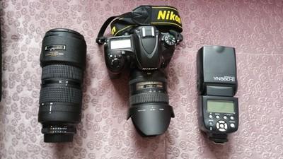 尼康 D610  80--200  24--85