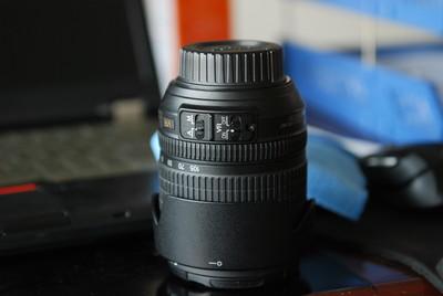 自用尼康AF18-105mm f/3.5-6.5G ED VR镜头