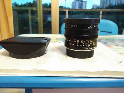 98新 Leica Elmarit-R 19 mm f/ 2.8 ROM 后期银盒版
