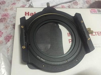 多飞100mm滤镜支架系统 完美支持海泰系列滤镜