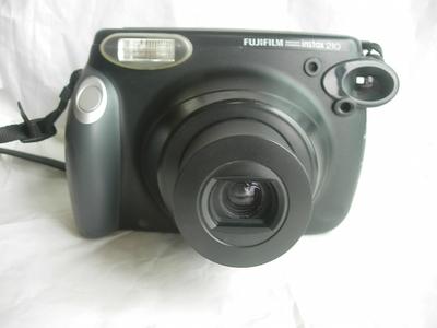 很新富士210一次成像相机,收藏使用