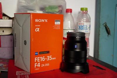 索尼 Vario-Tessar T* FE16-35mm f/4 ZA OSS全新退烧出