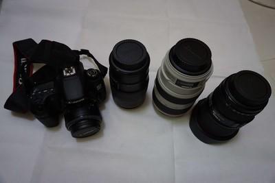 佳能 60D单机+50mm1.8