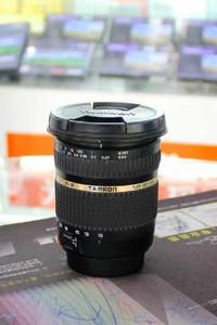 腾龙 SP AF10-24mm f/3.5-4.5 Di II LD Aspherical 佳能卡口