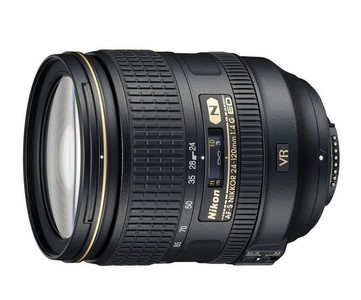 99新Nikon/尼康AF-S 24-120mm f/4G ED VR 单反长焦镜头