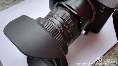 老蛙LW-FX15mmF4.0WIDEMACRO1:1镜头(ND1000减光镜一起出售)