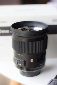 适马 50mm f/1.4 DG HSM(A)尼康口 可置换