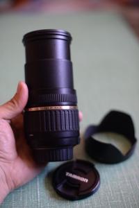 腾龙 AF18-200mm f/3.5-6.3 XR DiII 尼康卡口 成色极新