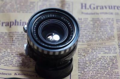 施耐德Schneider Curtagon 35mm F2.8 M42口 真水无香