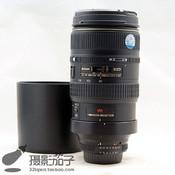 『摄影茄子』尼康 AF VR80-400mm f/4.5-5.6D ED镜头#6606