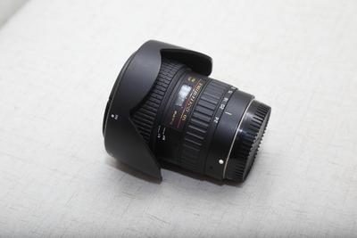 图丽 AF 12-24mm/4 DX II 超广 AT-X 124