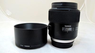 腾龙 SP 85mm f/1.8 Di VC USD 镜头(佳能口)