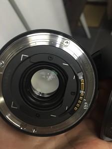 佳能 EF 14mm f/2.8L II USM 自用 几乎全新