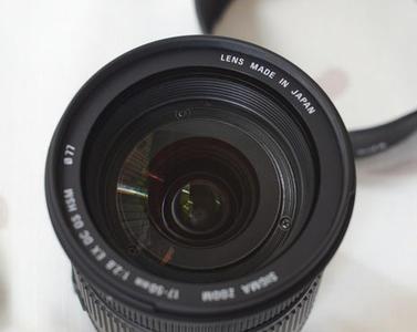 适马 (尼康口)17-50mm f/2.8 EX DC OS HSM