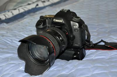 7500元出佳能 5D Mark II套机