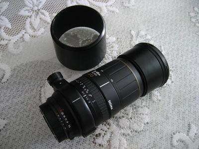 尼康口 适马Sigma135-400mm/1:4.5-5.6D/APO镜头
