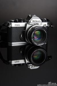 Nikon FM2+AI 50 1.8