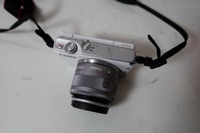 佳能 EOS M10,EF-M 15-45mm镜头