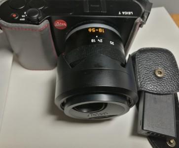 徕卡 T单机、如购全镜头送电子取景器,送相机真皮原装皮套